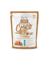 Brit Care Cat Cocco I´am Gourmand gurmanska mačja hrana 400g