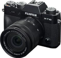 FujiFilm X-T10 + XC 16-50