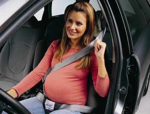 BeSafe Pregnant iZi FIX bezpečnostní pás pro těhotné