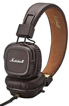 MARSHALL slušalke Major II, rjave