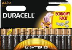 Duracell baterije AA, 12kos (MN1500, LR6)