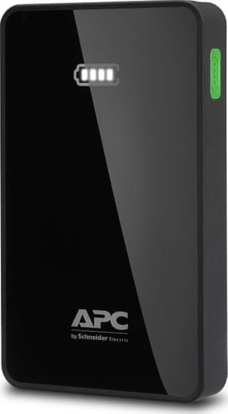 APC Mobile Power Pack 10000 mAh Black
