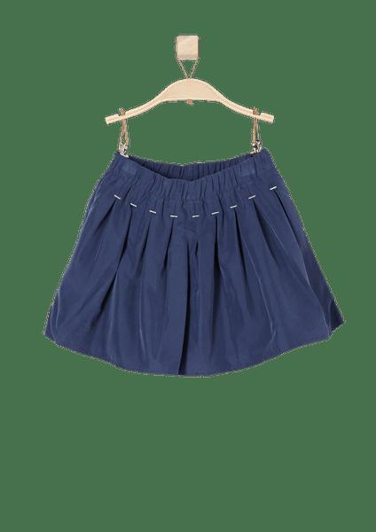 s.Oliver dívčí sukně volného střihu 92 modrá