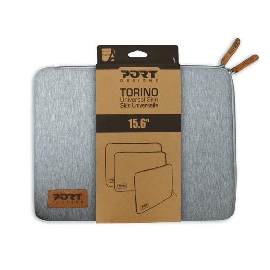 "Port Designs ovitek Torino 15.6"", siv (140385)"