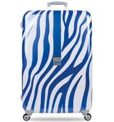 SuitSuit Cestovný kufor TR-1218/3-70 - African Blue Zebra
