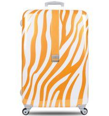 SuitSuit Cestovný kufor TR-1219/3-70 - African Tan Zebra