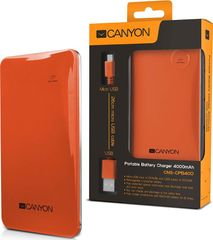Canyon Powerbank 4000 mAh (CNS-CPB40O)
