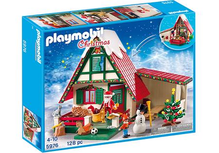 Playmobil 5976 Božičkova hiša
