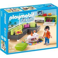 Playmobil 5584 Stílusos nappali