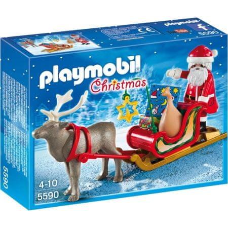 Playmobil 5590 Božiček na saneh
