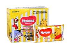 Huggies Chusteczki nawilżane Disney Natural Care 10x56 szt., Kubuś Puchatek