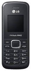 LG B200E, czarny