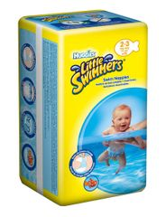 Huggies plenky Little Swimmers 3 - 8 kg/12 ks