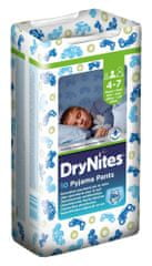 Huggies Pieluchy Dry Nites Medium - Boys 10 szt