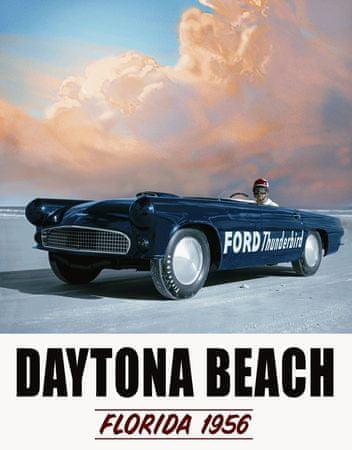Postershop okrasna tabla Ford Thunderbird 1956 40 x 30 cm