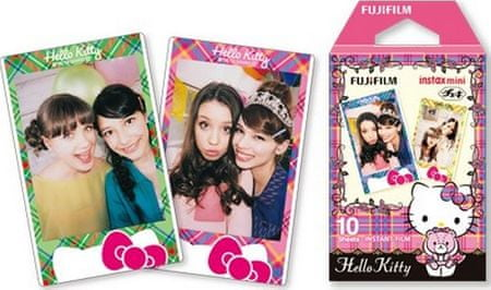 FujiFilm Instax Film Mini Glossy Hello Kitty (10ks)