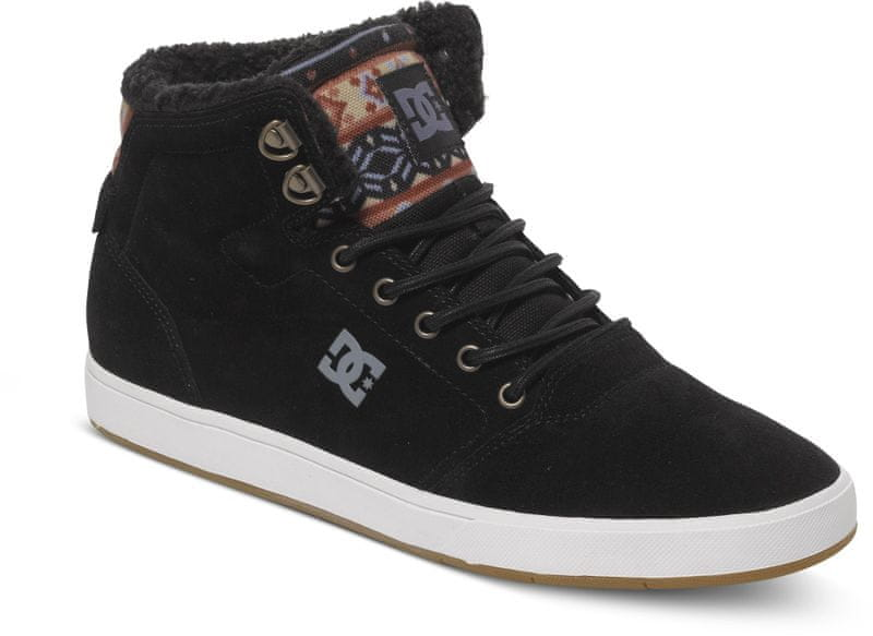 DC Crisis High Wnt M Shoe Kmi Black/Multi 10,5 (44)