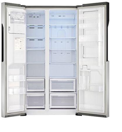 LG GS9366PZYZD Hűtőszekrény