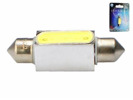 M-Tech žarulja LED L080 - C5W 36mm 1,5W 12V, bijela