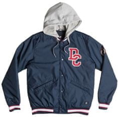 DC jakna s kapuco Coolwood, moška, modra