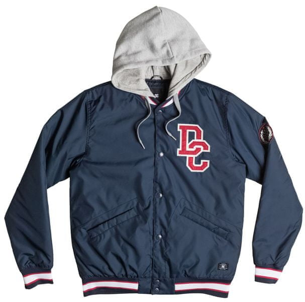 DC Colwood M Jacket Btl0 Blue Iris S