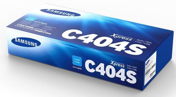 Samsung toner CLT-C404S/ELS azurový (ST966A)