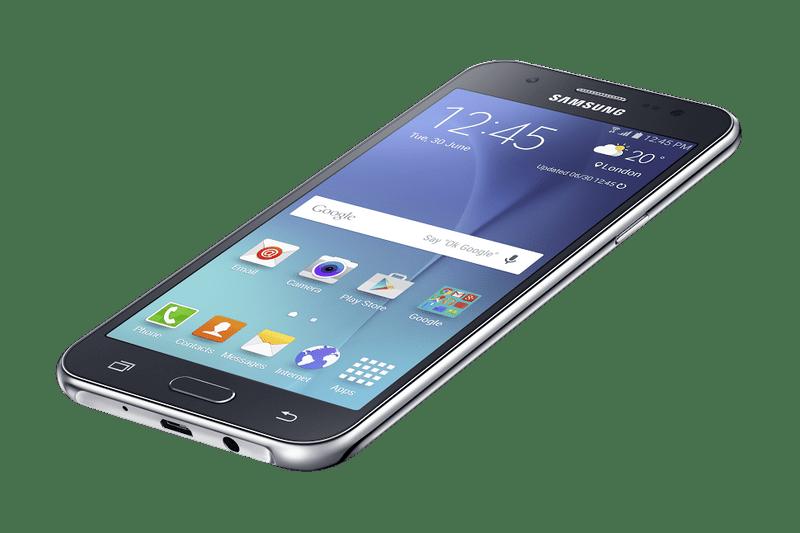 Samsung Galaxy J5, J500, Dual SIM, černá