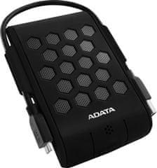 """Adata HD720 2TB / Externí / USB 3.0 / 2,5"""" / ochrana IP68 / Black (AHD720-2TU3-CBK)"""