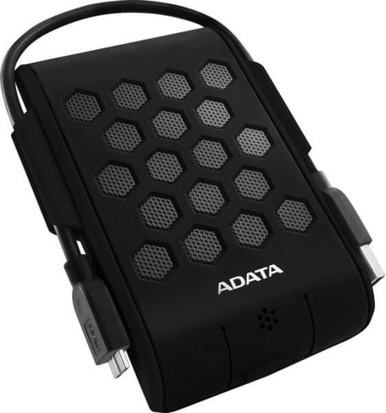 """Adata HD720 500GB / Externí / USB 3.0 / 2,5"""" / ochrana IP68 / Black (AHD720-500GU3-CBK)"""