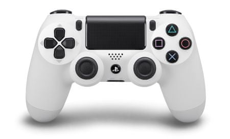 SONY gamepad PS4 DualShock 4 Wave White