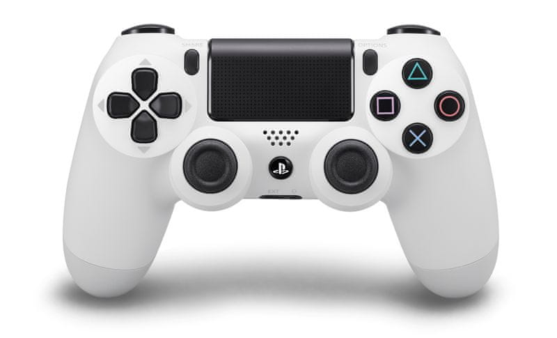 Sony PS4 DualShock 4 Glacier White