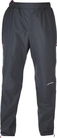 Berghaus Wodoodporne spodnie Light Hike Hydroshell Black S