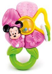 Clementoni Minnie - chrastítko kytička