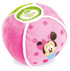 Clementoni Minnie - měkký míč se zvukovými efekty