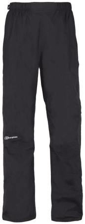 Berghaus wodoodporne spodnie Deluge Black XL