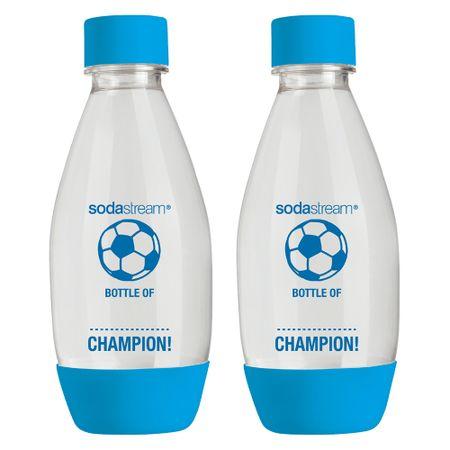 Sodastream Champion BL palack kék 0,5l