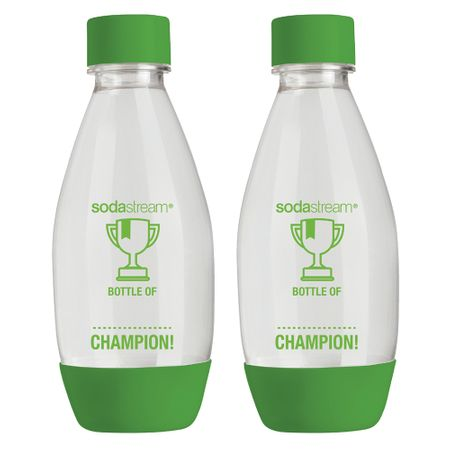 Sodastream Zestaw butelek CHAMPION GR