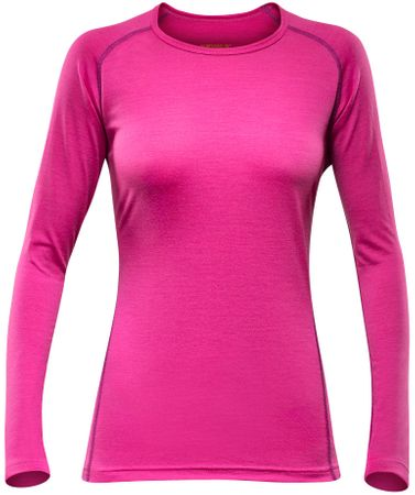 Devold Breeze Woman Shirt Pink M