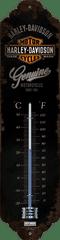 Postershop termometer Harley-Davidson Genuine