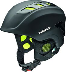 Head Sensor black černá 56 - 59 - II. jakost