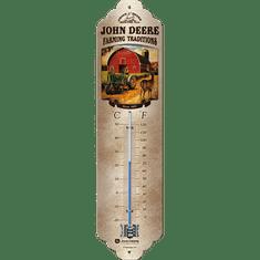 Postershop Teplomer John Deere (Farming traditions)