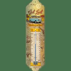 Postershop termometer VW Let's get lost