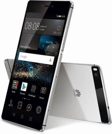 Huawei P8, šedý