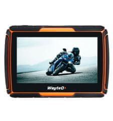 Wayteq GPS navigacija za motoriste xRIDER + Sygic 3D