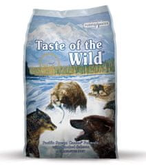 Taste of the Wild hrana za pse Pacific Stream, 13kg