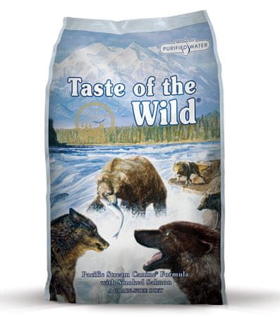 Taste of the Wild hrana za pse Pacific Stream, 6kg