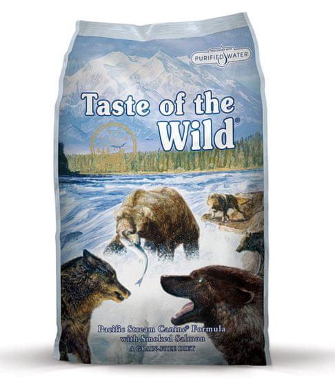 Taste of the Wild karma sucha dla psa Pacific Stream 2kg