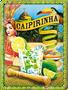 1 - Postershop okrasna tabla Caipirinha 15 x 20 cm