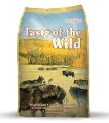 Taste of the Wild hrana za pse High Prairie, 13 kg