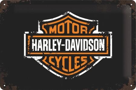 Postershop ukrasna tabla Harley-Davidson 20x30 cm